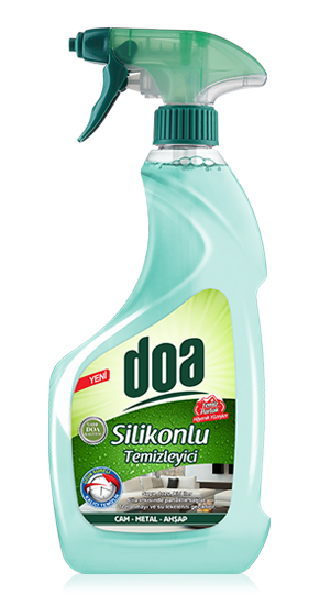 Doa Surface Cleaner with Silicone Green